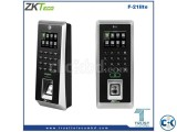 ZKTECO F-21 LITE ACCESS CONTROL WITH TIME ATTENDANCE