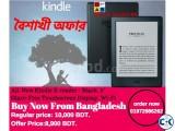 All-New Kindle E-reader - Black 6 Glare-Free Touchscreen