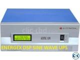 ENERGEX DSP SINEWAVE UPS IPS 1000va 5yrsWar.