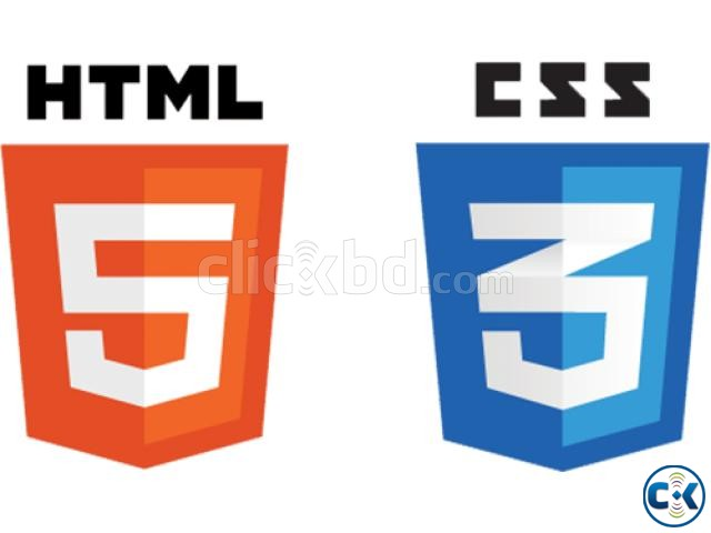 Web Development Course HTML CSS Dhaka | ClickBD large image 0