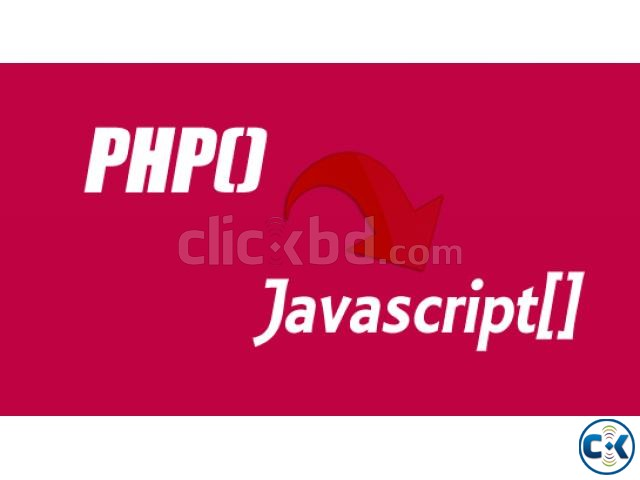 Web Development Course PHP JAVASCRIPT Dhaka | ClickBD large image 0
