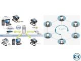 IP PBX Call Center Solution IP Phone set Bulk SMS