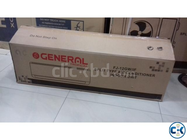 Split Type AC GENERAL 18000 BTU 1.5 TON | ClickBD large image 0