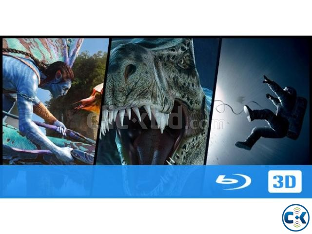 Collection 300 3D MOVIES ORIGINAL For Hard Drive NEW 3D TV | ClickBD large image 0