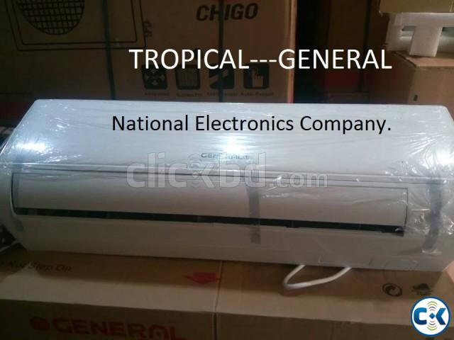 GENERAL 1.5 TON SPLIT AC Air Conditione | ClickBD large image 0