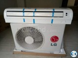 LG S186HC 1.5 Ton Split Type AC With 2 Yrs Guarenty.
