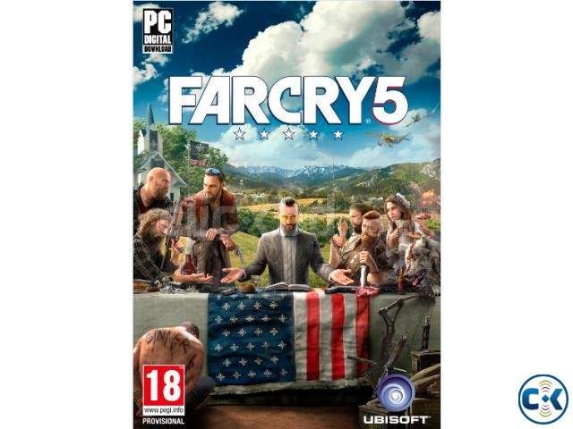 Far Cry 5 Pc Game | ClickBD large image 0