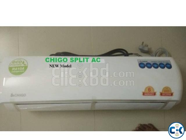 Original Chigo1.5 Ton Split Type AC 3 Yrs Warrenty  | ClickBD large image 2