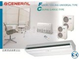 ABG60FBAG O General 5 ton ceilling cassete type ac