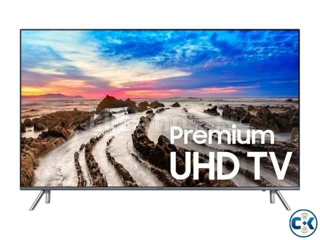 Samsung 82 Premium UHD 4K Flat Smart TV MU8000 | ClickBD large image 1