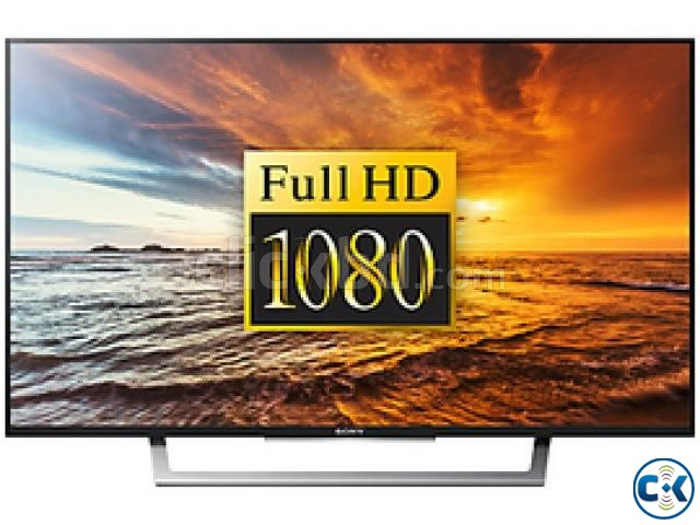 INTERNET SONY 49W750E FULL HD Smart TV | ClickBD large image 1