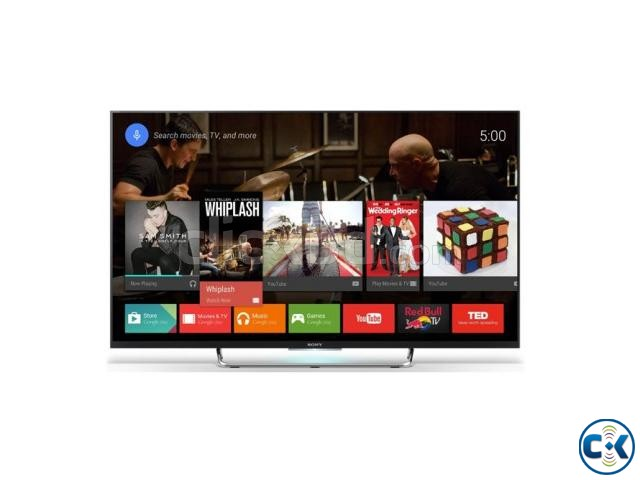 Sony Bravia KDL 50W800C 50 inch Smart 3D Full HD LED TV | ClickBD large image 0