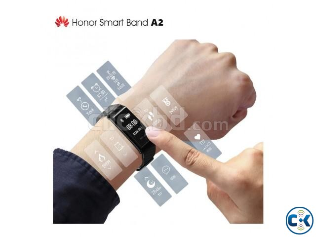 Honor A2 Band Show Message Call reject option | ClickBD large image 2
