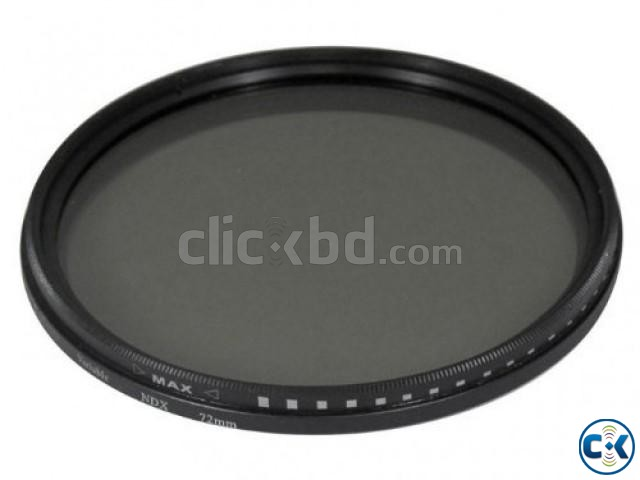 58mm ND Fader Neutral Density Adjustable Variable Photograph | ClickBD large image 0