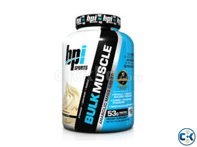 Bulk Muscle -6 Lbs Muscle Builder in Bangladesh | ClickBD large image 2