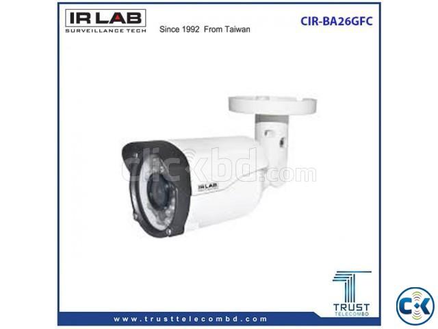 IRLAB 2 MP CIR-BA26GFC BULLET HD CAMERA | ClickBD large image 0