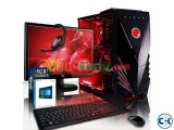 Student offer Dual core pc with 17 Led