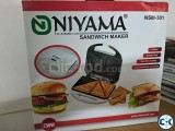 Brand New Sandwich Maker