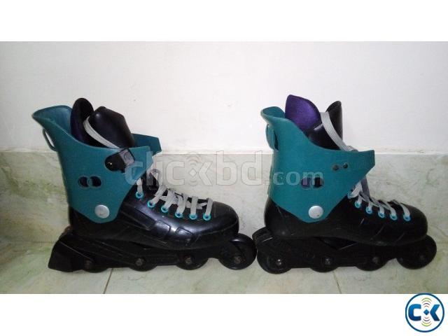 Single Wheel Skating Shoe | ClickBD large image 0