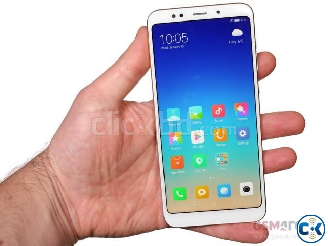Brand New Xiaomi Redmi 5 64GB Sealed Pack 3 Yr Warrnty | ClickBD large image 0