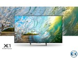 Sony KD-X8500E HDR 4K 55 Android Smart LED Television