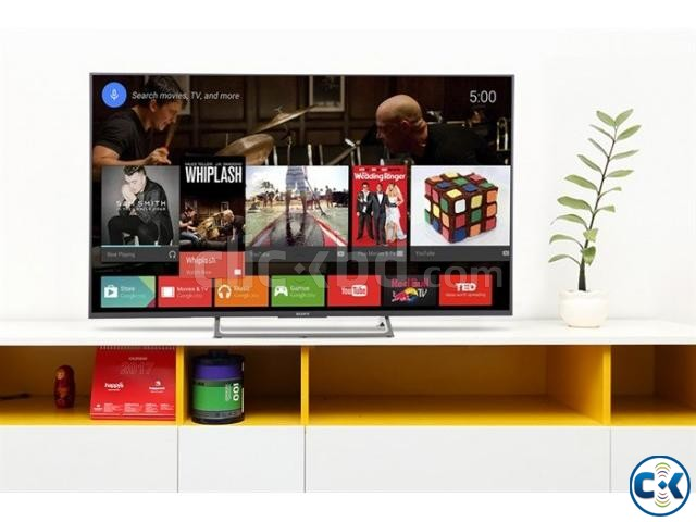 Sony KD-X8500E HDR 4K 55 Android Smart LED Television | ClickBD large image 1