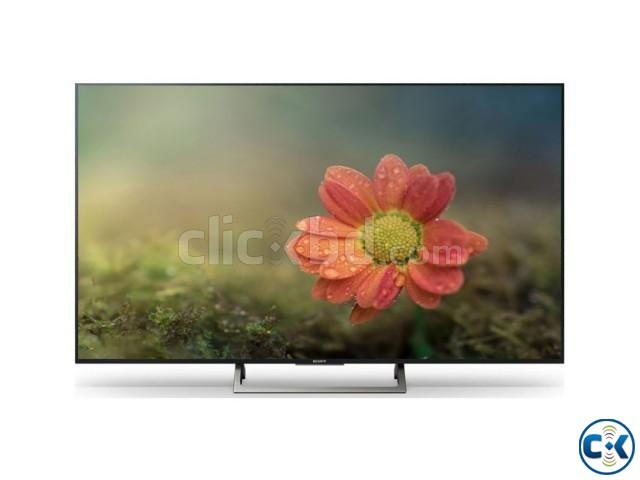 Sony KD-X8500E HDR 4K 55 Android Smart LED Television | ClickBD large image 2