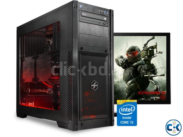 10 Discount on Gaming PC 19 LED 3yrs Wrnty | ClickBD large image 1