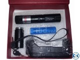 Powerful Rechargeable Green Laser Pointer Light