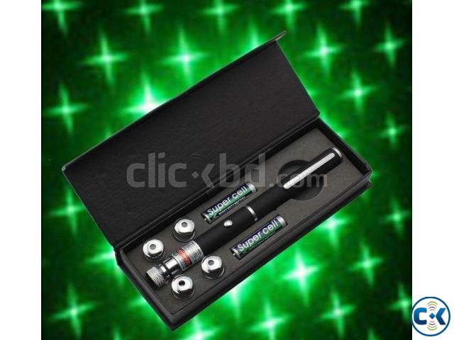 Professional Green Laser Pointer Light Free Delivery | ClickBD large image 0
