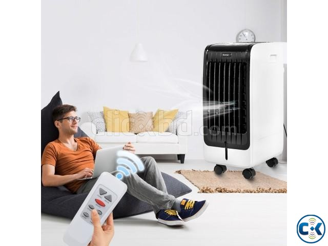 Freezing Cold Room Cooler New Korean Original Free Wheeler | ClickBD large image 0