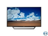 Sony Bravia W652D 40 Internet Wi-Fi Smart Full HD TV
