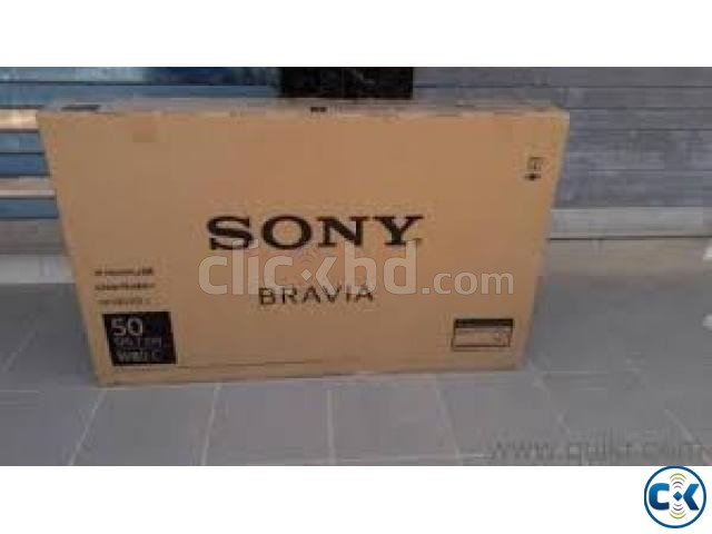 Sony Bravia 50 Inch Full HD Smart with Android TV | ClickBD large image 0