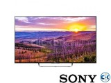 SONY BRAVIA 75W850C ANDROID 3D TV