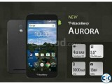Brand New BlackBerry Aurora Sealed Pack With 3 Yr Warranty