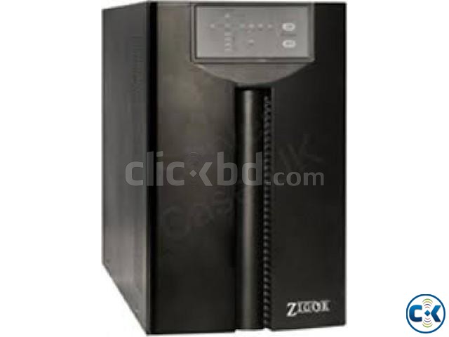 ZIGOR VOLGA Series 3KVA Online UPS   ClickBD