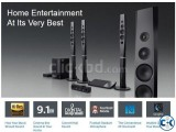 N9200 3D BUL RAY SONY HOME THEATER BD