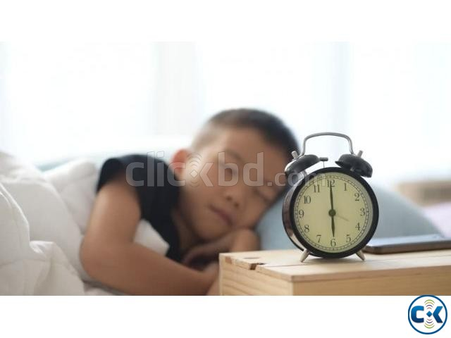 Small Vintage Alarm Table Clock with Backlight | ClickBD large image 0