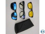 Magic Vision Magnet Sunglass