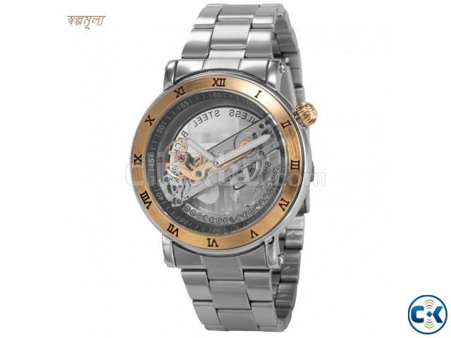 Heren Horloges SHENHUA 2016 Mechanical watch | ClickBD large image 0