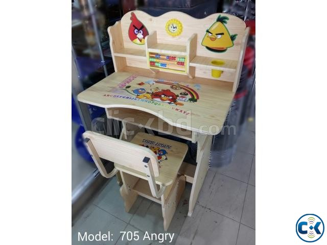 Stylish Brand New Baby Reading Table 705 Angry. | ClickBD large image 0
