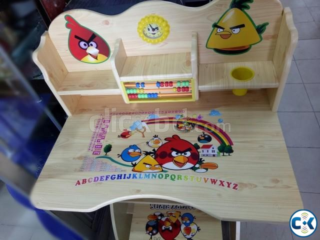 Stylish Brand New Baby Reading Table 705 Angry. | ClickBD large image 1