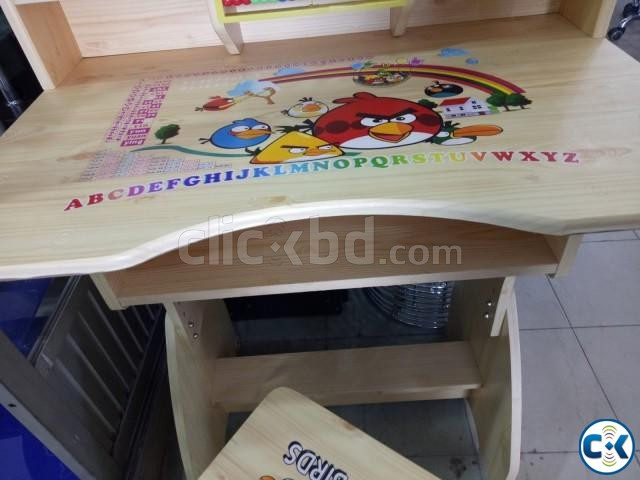 Stylish Brand New Baby Reading Table 705 Angry. | ClickBD large image 3