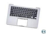 MacBook Unibody Model No. A1278 Upper Case Non-Backlit