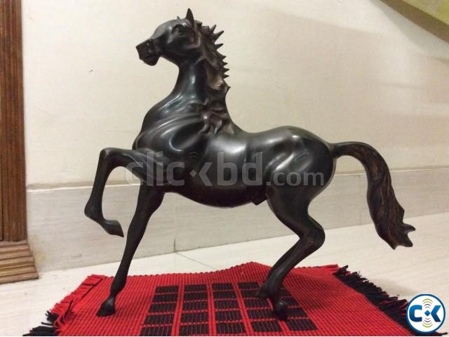 Horse Brass Metal - Aarong | ClickBD large image 0