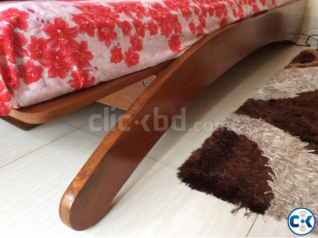Bed Wooden  | ClickBD large image 0