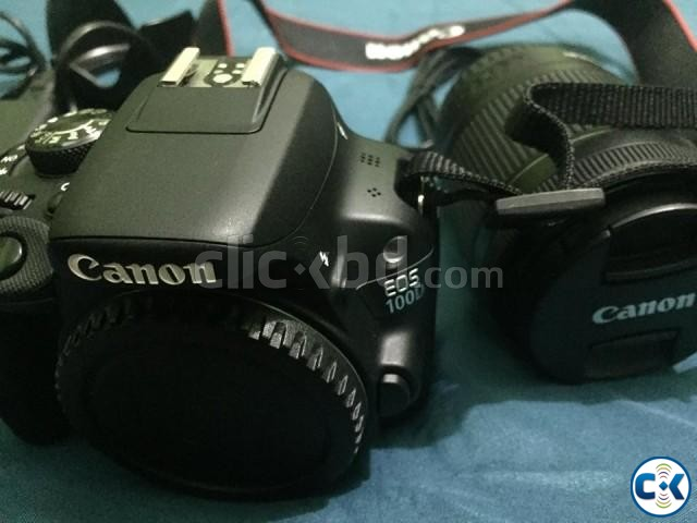 Canon EOS 100D | ClickBD large image 0