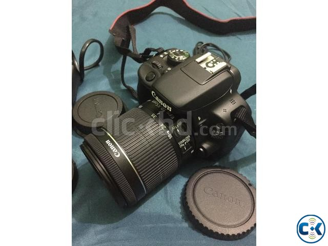 Canon EOS 100D | ClickBD large image 1