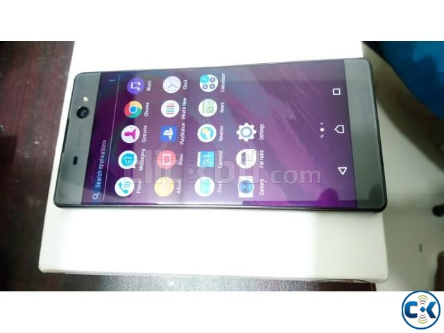Sony Xperia XA Ultra Black Original Urgent Sell  | ClickBD large image 1