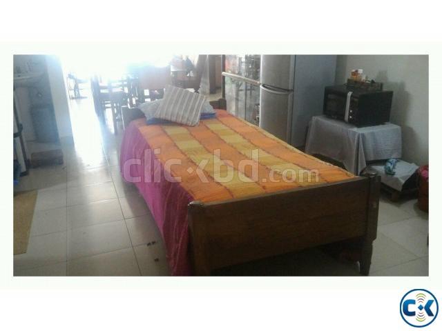 Single Bed Original Shegun | ClickBD large image 0